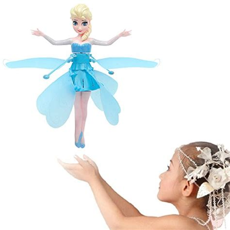 Flying Frozen Elsa Terbang jual flying elsa frozen dolls boneka terbang agen mainan