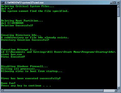 membuat virus bat prank komputer jebakan komputer 3 virus palsu yang
