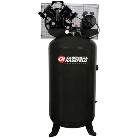 cbell hausfeld ce4104 ch commercial 80v 1ph air compressor