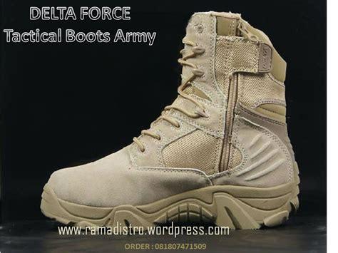 Sepatu Boots Delta Gurun jual aneka sepatu militer delta usa gurun kualitas