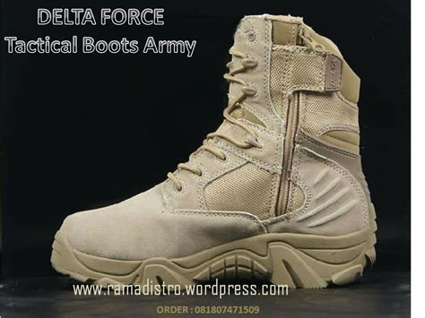 Sepatu Delta jual aneka sepatu militer delta usa gurun kualitas