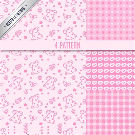 Pattern Photoshop Girly | 16 girly patterns photoshop patterns textures