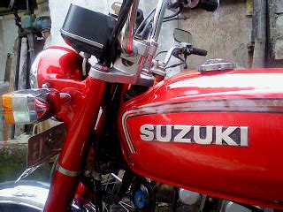 Sein Suzuki A100 Fr80 bisultikudrat suzuki a100 1980 merah verygood condition