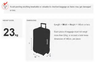 american airlines checked baggage australia new baggage allowance flight centre