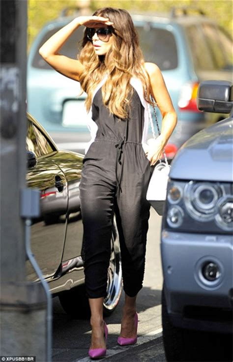 Name That Bag Kate Beckinsale by Kate Beckinsale Wearing Kaysha Combo Jumpsuit