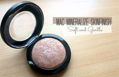 Mac Mineralize Skinfinish Soft Gentle p 243 iluminador original skinfinish soft and gentle mac r