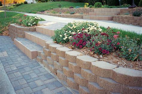 keystone garden wall keystone garden wall