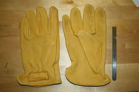 How To Make Gloves Out Of Paper - badger fur gloves