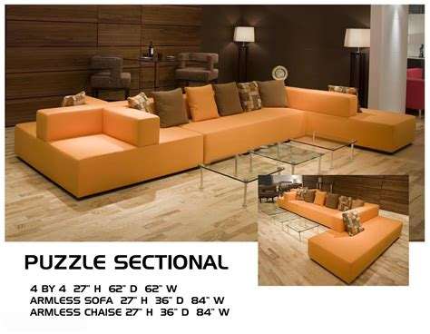 modern modular sectional puzzle sofa jigsaw sectional jigsaw modern sectional sofa for small