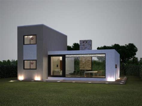 imagenes de residencias minimalistas dise 241 o de fachadas de casas minimalistas peque 241 as y