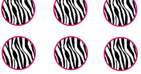 free printable zebra cupcake toppers pink and zebra templates free free printable blank pink