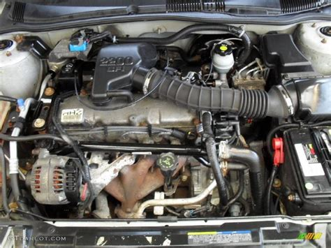 how do cars engines work 1998 pontiac sunfire engine control 2002 pontiac sunfire se coupe 2 2 liter ohv 8 valve 4 cylinder engine photo 40143565 gtcarlot com