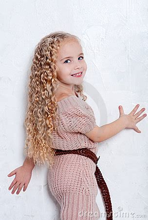 very young little girls teasers little girl posing stock images image 22599304