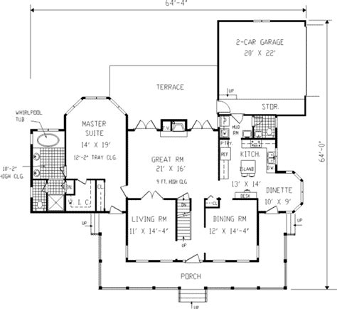 one story house plans with bonus room one story country style house plans with bonus room