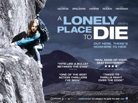 A Place Poster A Lonely Place To Die Poster 2 Of 2 Imp Awards
