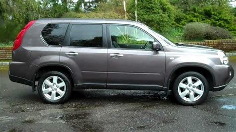 2009 Nissan X Trail 2009 nissan x trail 2 pictures information and specs