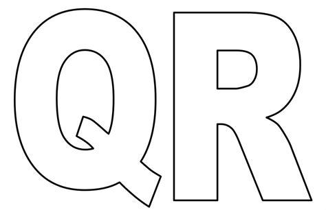 moldes de letras grandes para imprimir recortar moldes de letras para imprimir do alfabeto ideias mix