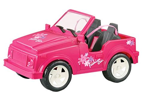 pink convertible jeep pink convertible car sport utility vehicle for dolls