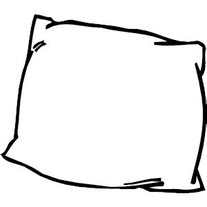 Pillow Clipart by Pillow 1 Clipart Cliparts Of Pillow 1 Free Wmf
