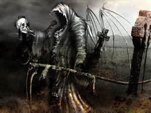 Grim Reaper Scythe » Ideas Home Design