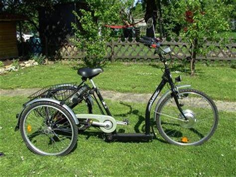 Gebrauchte Motoren Hannover by Pfau Tec Elektro Fahrrad Dreirad Fuer Erwachsene Mit