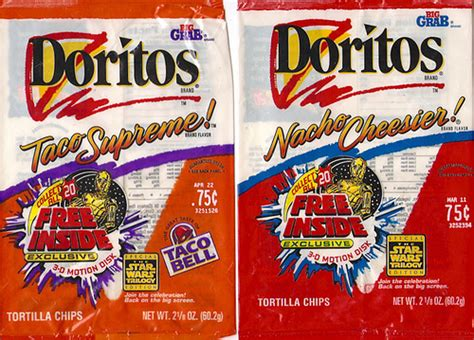 Best Product Tang Gegep Mini 5 Inch C Mart Tools Cb0182 110 1994 frito lay doritos wars bags taco bell trilogy