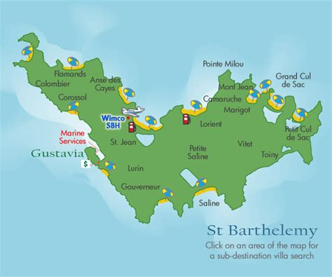 st barts map international schools in barth 233 lemy iso