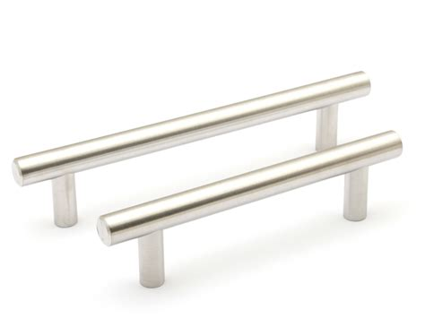 stainless steel handles for kitchen cabinets cc736mm stainless steel t bar handle dia 12mm europe