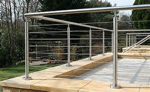 Balustrade Railing Stainless Steel Wire Cable And Fittings Now Available