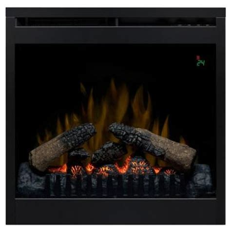 dimplex electric fireplace insert home depot dimplex 20 in electric firebox fireplace insert df2024l