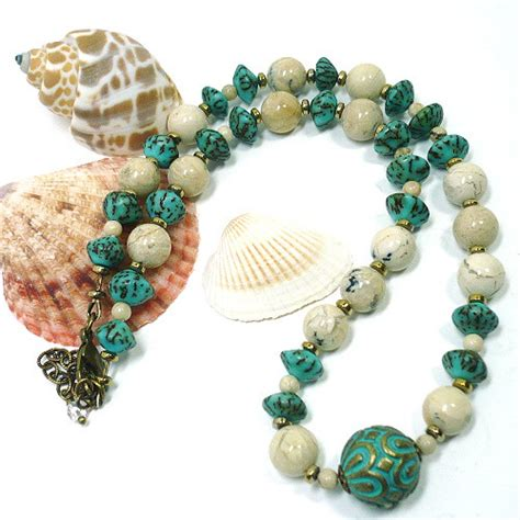 Opal Africa opal and turquoise salwag pucalet handmade