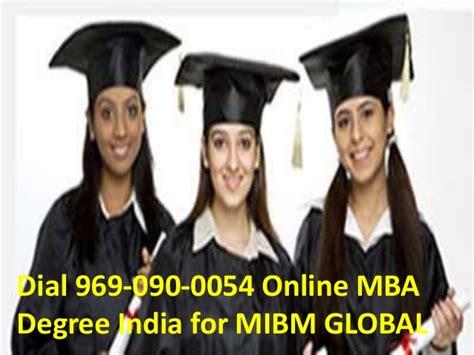 Mba Degrees India by Contact 9690900054 Mba Degree India Mibm