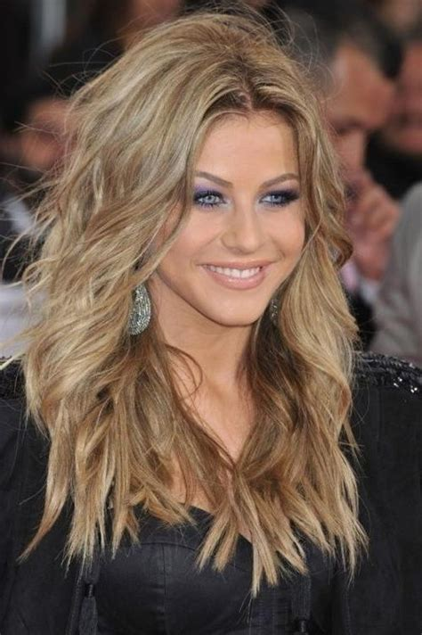 layered hair for more volume on crown photo gallery of long hairstyles with volume at crown