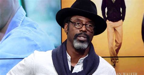 Isaiah Washington Is Still Pissed by Isaiah Washington Urging Everyone Against Brutality