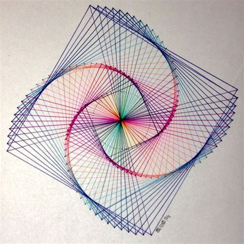 Geometric String Patterns - 31 best geometry 16 17 regolo54 images on