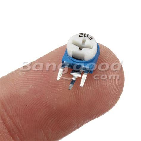 100k trimmer resistor 1 pc 1k 5k 20k 50k 100k ohm trimpot variable trimmer resistor potentiometer us 1 25