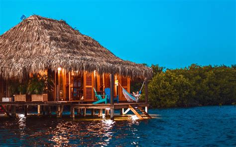 the best overwater bungalows travel leisure this hidden resort in aruba has the island s only