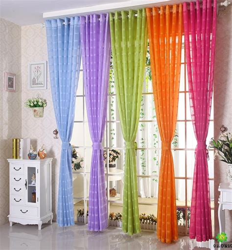 curtains purple and green colorful curtain panels purple and green sheer curtains
