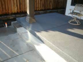 patio floor paint photo gallery bozeman epoxy flooring