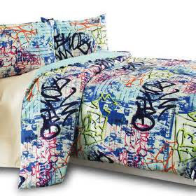 Graffiti Bed Linen - bed in a bag bed in a bag bedding sets collection at
