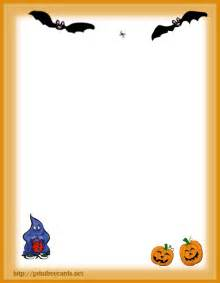 Halloween Letter Templates Free Letterhead Templates Search Results Calendar 2015