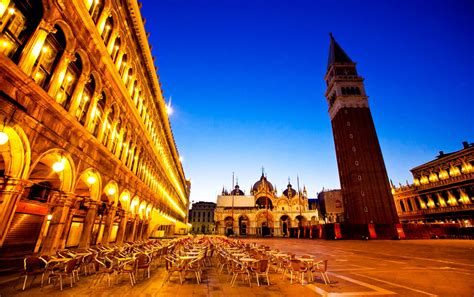 Venice Italy Destination Wedding   Piazza San Marco