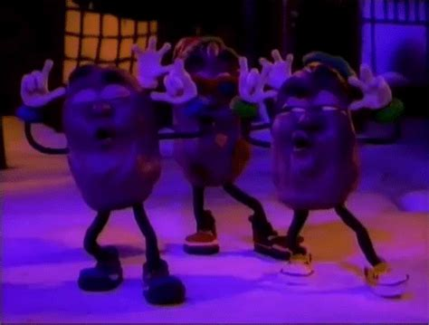 california raisins tumblr
