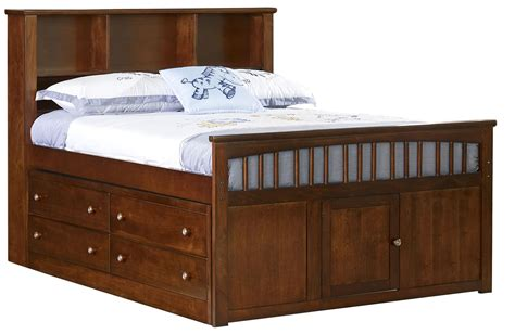 lounge bed full seaside tobacco full lounge panel bed from new classic