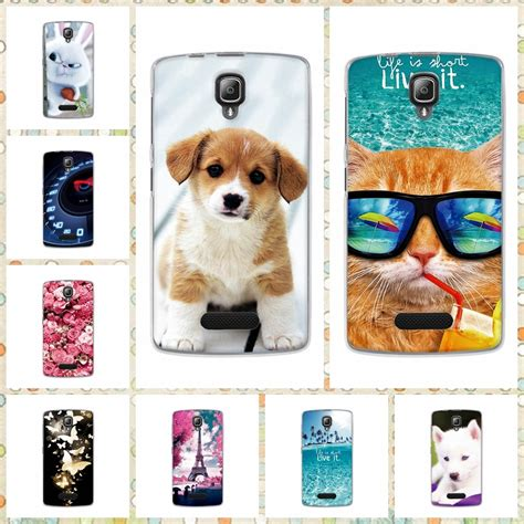 Ultra Thin Soft Lenovo A1000 painted for lenovo a1000 4 0 inch back soft tpu cover