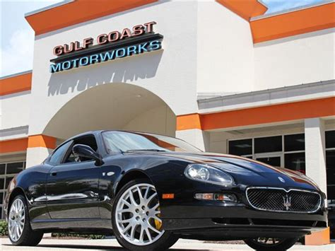 how does cars work 2006 maserati coupe parking system 2006 maserati coupe gt for sale in fl stock 023109 16