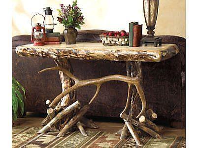 how to make a handmade rustic coffee table
