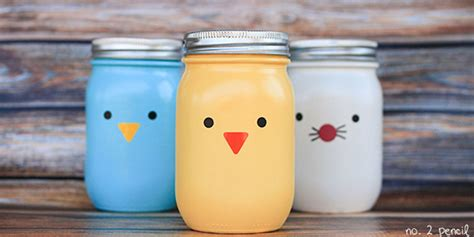 jar crafts easter jars jar craft ideas