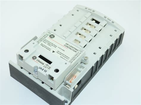 Cr460b General Electric Lighting Contactor New Used General Electric Lights