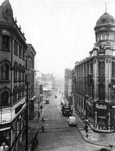 Carrington Street (now Lister Gate) - Broad Marsh Burton's